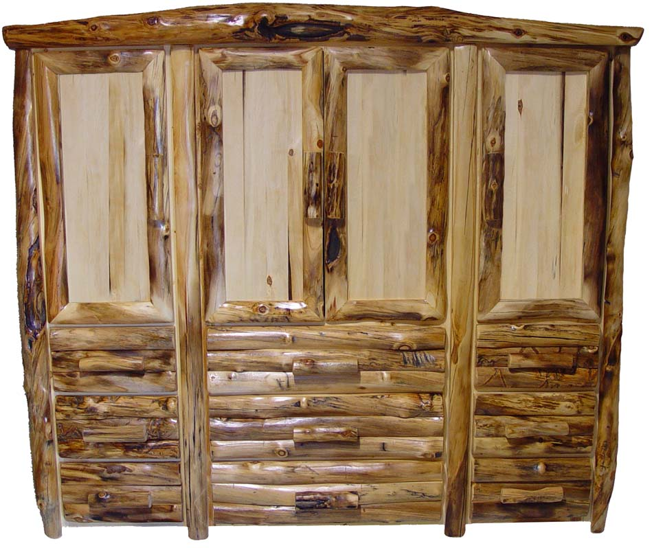 Log Cabin Furniture to Pin on Pinterest PinsDaddy