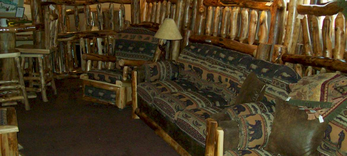 Williams Log Cabin Furniture Welcome To Williams Log Furniture